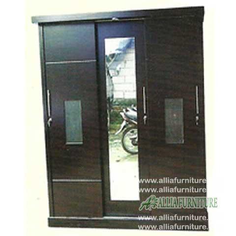 lemari minimalis 3 pintu alexanderia