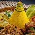 Cara Mudah Membuat Tumpeng Nasi Kuning