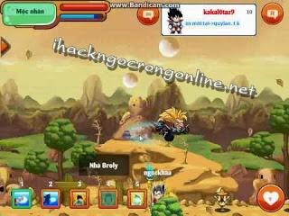 Hack ngoc rong chuyen map nhanh