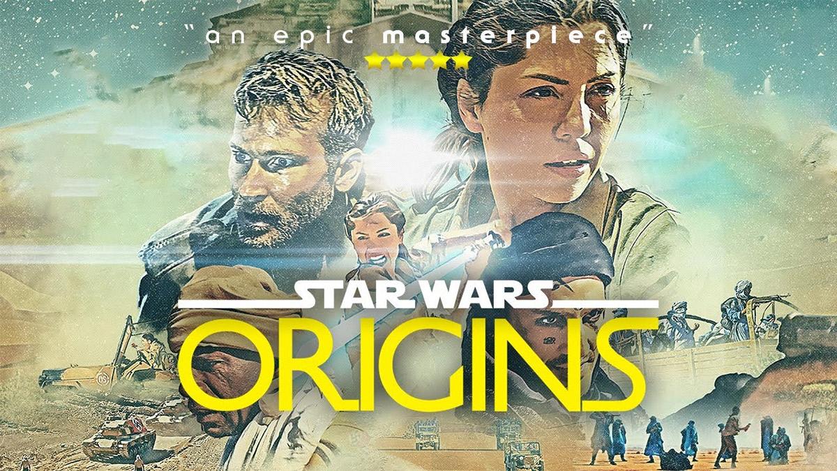 Origins: o fan film de Star Wars aprovado por Mark Hamill que você precisa assistir!