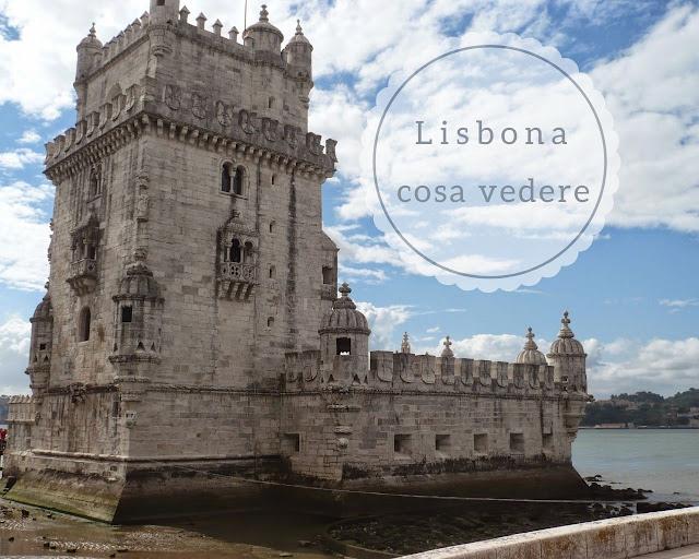 Cosa vedere Lisbona tre giorni: torre di Belem