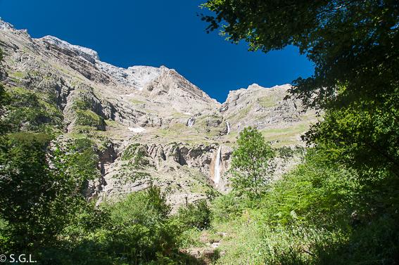 Cascadas del Cinca. Bielsa. Recorrido por Huesca