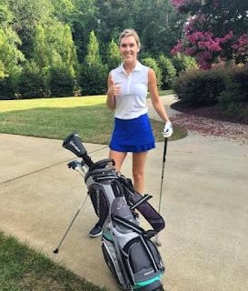 Katelyn Sweet ready to play golf