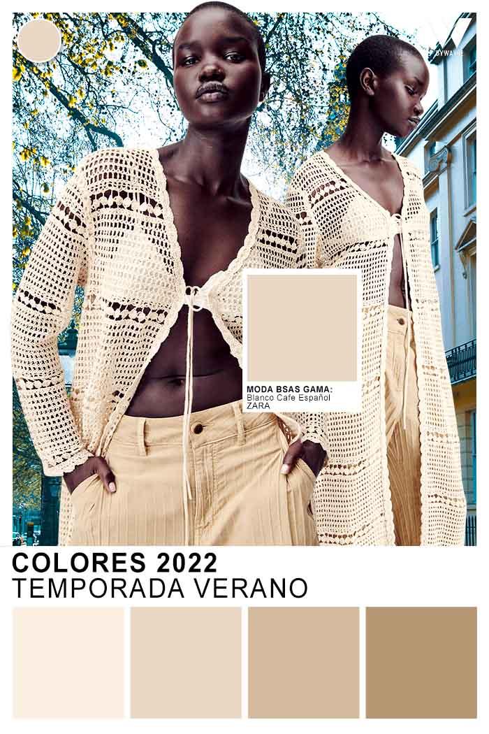 moda primavera verano 2022 colores