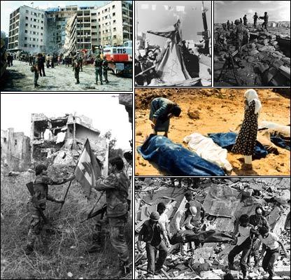 Guerra do Líbano (1975 -1991)