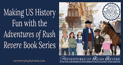 Making US Fun History with This Book Series