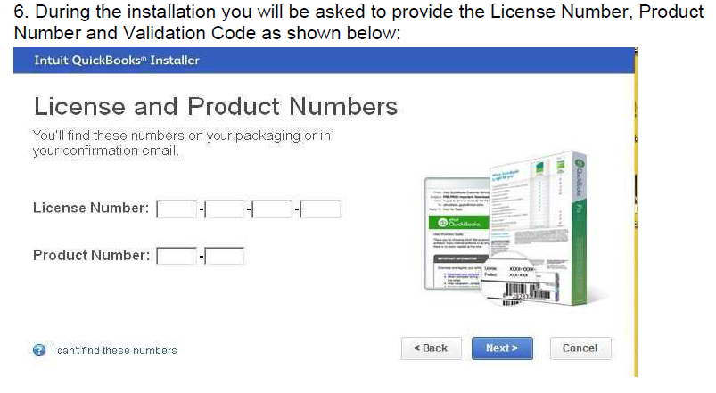 Quickbooks 2018 License And Product Number Crack