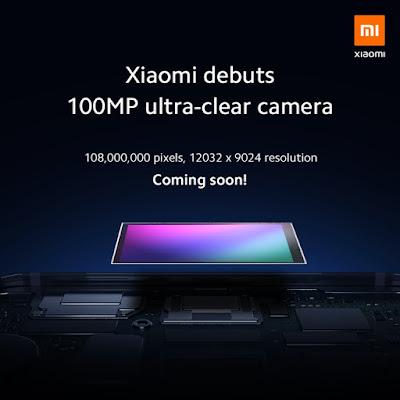 Xiaomi anuncia câmara de 64MP e sensor de 100MP