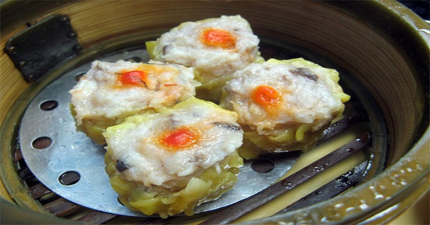 Delicious Pork Siomai