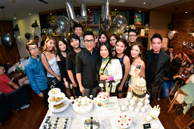 Wayne's Birthday Party @ Walnut Cafe & Bar | Puchong