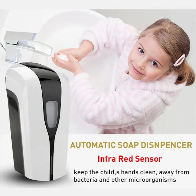 Automatic Soap Dispenser Feature