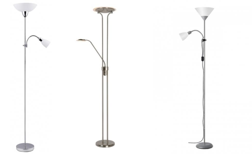 Jak wybrać lampę podłogową do salonu?