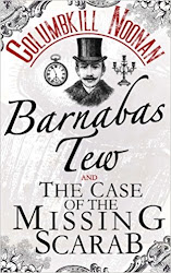 BARNABAS TEW & THE CASE OF THE MISSING SCARAB