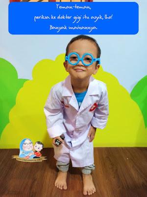 dokter gigi anak bekasi