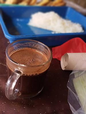 Gambar kopi adalah dokumen Budi Susilo