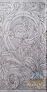 sketsa gambar Ukiran dinding untuk batu alam paras jogja/ batu paras putih
