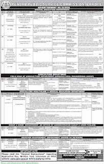 PPSC Jobs 2020 - Latest PPSC Jobs November 2020 Apply Online for Latest PPSC Jobs Advertisement 32/2020