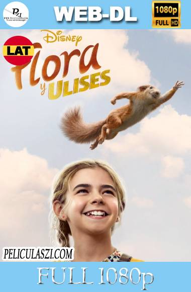 Flora y Ulises (2021) Full HD WEB-DL 1080p Dual-Latino
