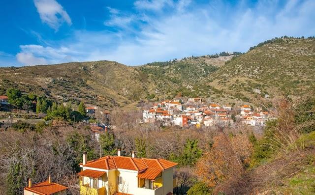 Το ορεινό χωριό-έκπληξη στην Εύβοια που αξίζει να ανακαλύψετε