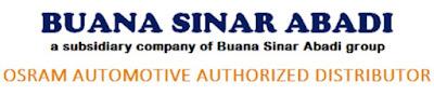 Lowongan Kerja Staff Admin untuk SMA/SMK di PT Buana Sinar Abadi (OSRAM) Terbaru