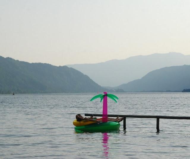 النمسا: وفاة سيدة غرقا في بحيرة قريبة من مدينة فيلاخ