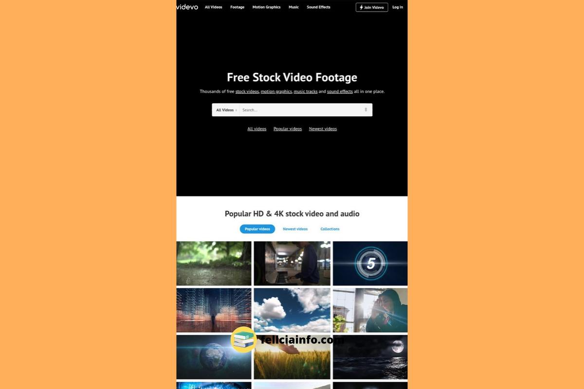 Video footage bebas hak cipta
