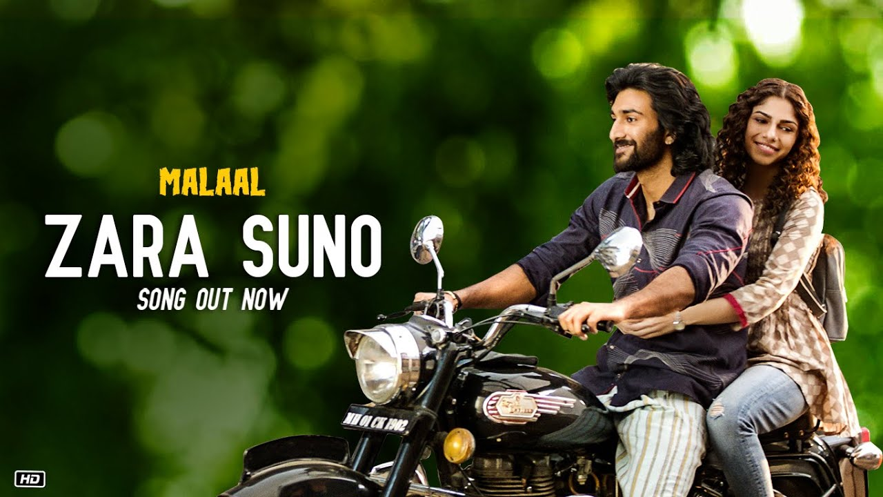 Zara Suno Song Lyrics,Malaal