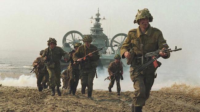 Ρώσος αναλυτής: Απόβαση και ρωσική εισβολή στην Ουκρανία προβλέπει το σχέδιο Πούτιν -Πανευρωπαϊκός πόλεμος αν αντιδράσουν οι Δυτικοί