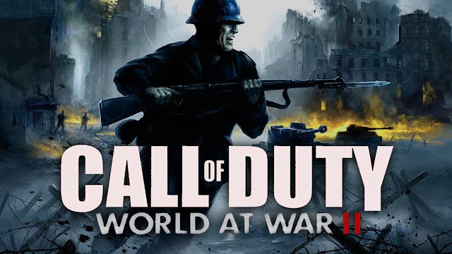 Call Of Duty World War 2: PC Game Download Torrent