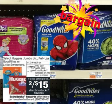 goodnite deal at cvs super cheap deal idea