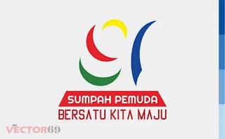 Logo Hari Sumpah Pemuda (HSP) ke-91 Tahun 2019 - Download Vector File EPS (Encapsulated PostScript)