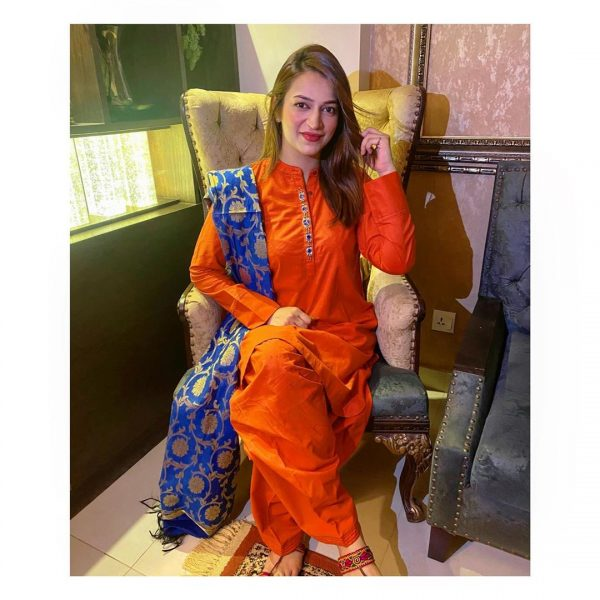 Beautiful Nikkah Pictures of Actress Hiba Khan