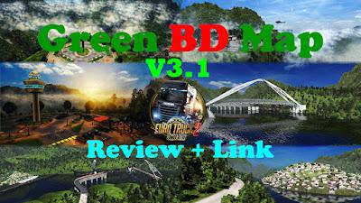 Green BD Map V3.1 [Natural Beauty]