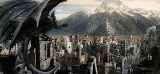 El rey brujo en Osgiliath