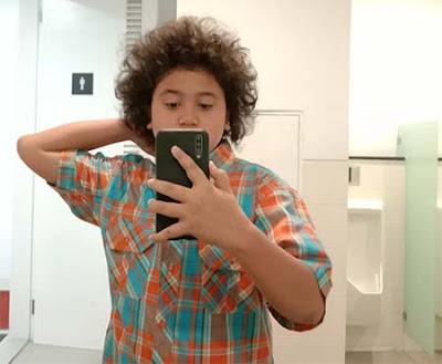 Andro Trinanda Selfi