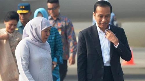 Ahli Wabah UI: Jokowi Harus Beri Sanksi ke Khofifah terkait Kerumunan Ultah