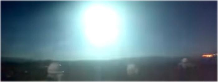 meteorito cai no sul da espanha e causa tremor de terra