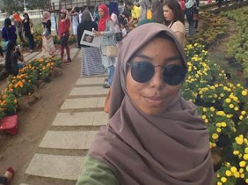 Pesta Bunga di Eco World Majestic, Semenyih.