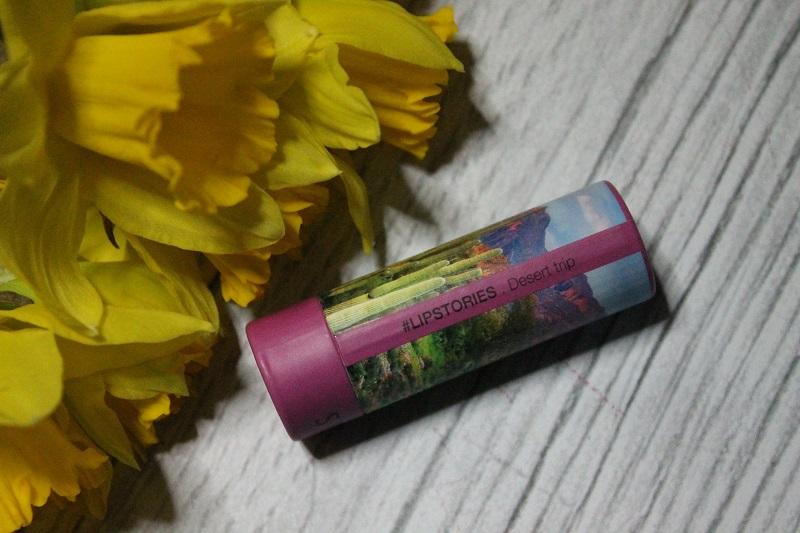 sephora insta lips desert trip szminka