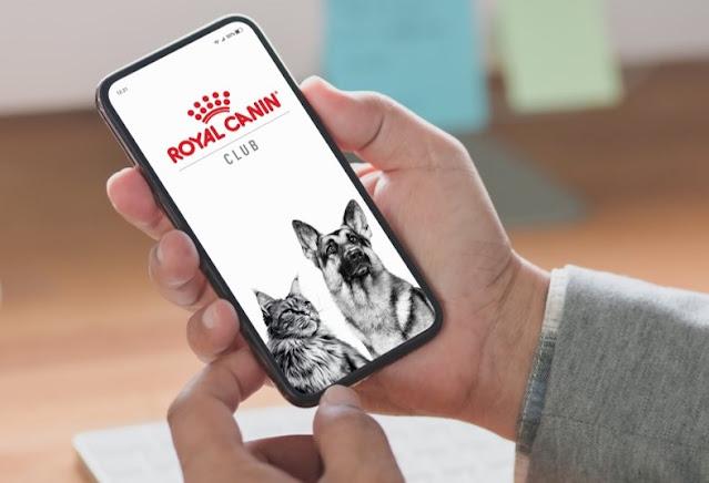 Royal Canin Club app