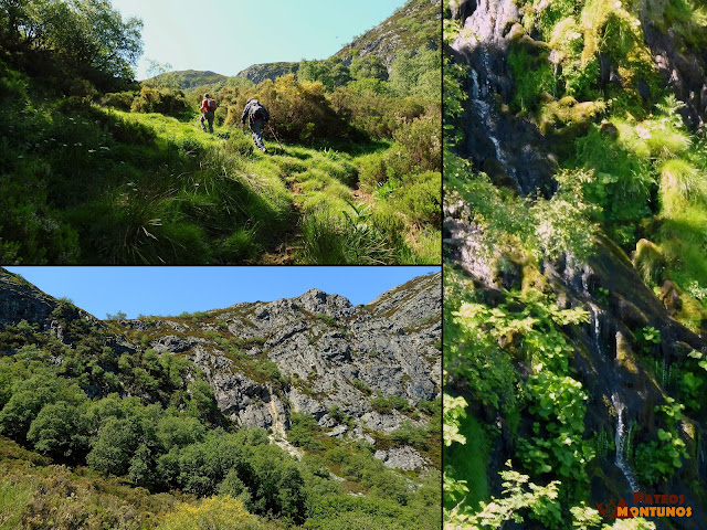 Cascada río Cuevas