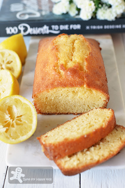 moist lemon butter cake