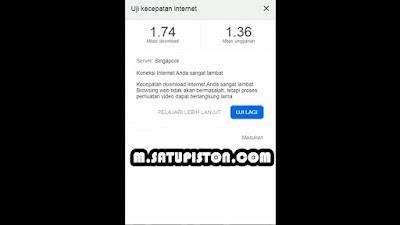 Review Internet Unlimited By.U 2 Mbps, Untuk Upload Video Youtube Lebih Oke !