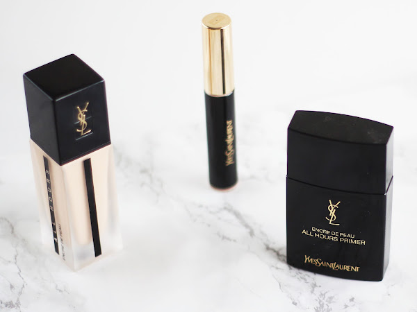 The New YSL Base | YSL All Hours Review
