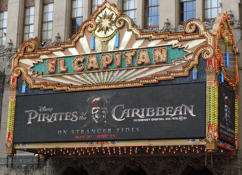 Pirates of the Caribbean El Capitan Theatre