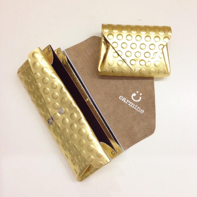 carmine【カーマイン】レザーウォレットLeather Wallet DAIBUTSU◆香川・綾川店