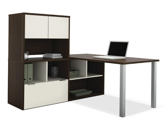 cheap modern home office fitted furniture UK