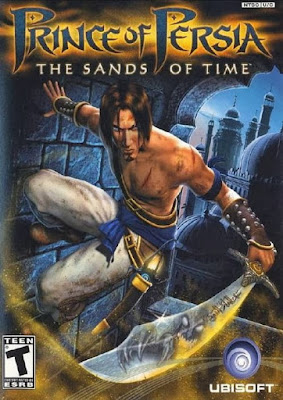 Capa do Prince of Persia: The Sands of Time