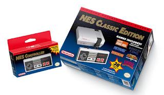 NES Classic NES Mini