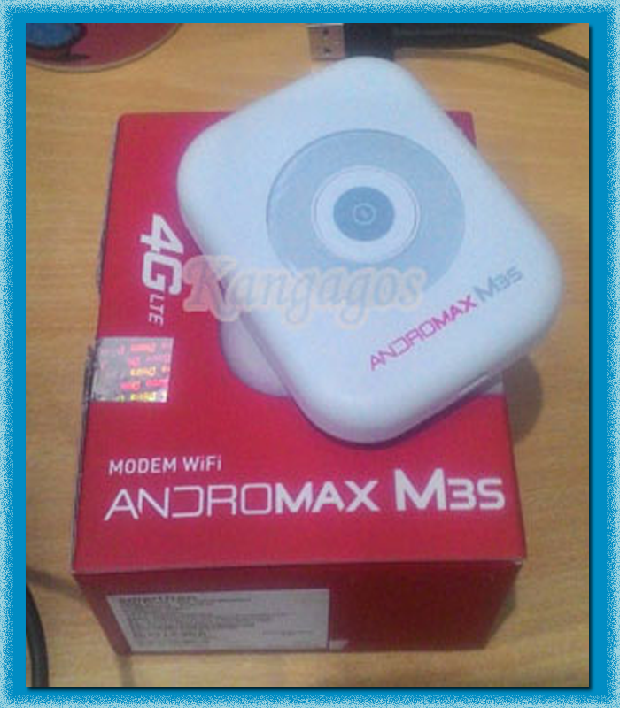 Kelebihan MiFi Andromax M3S 4G LTE
